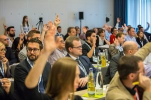 2018 EHS Congress, Europe health & safety conference, Berlin, Conference Images 7