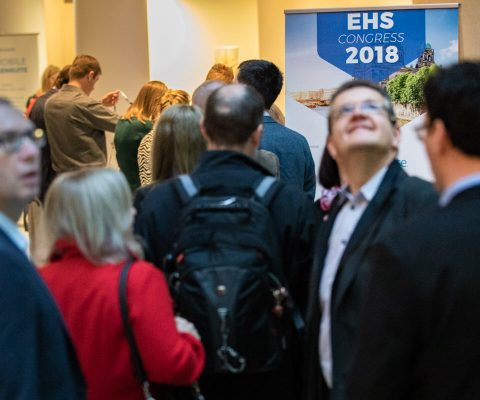 2018 EHS Congress - Health and Safety Event Europe - Berlin, November, Radisson Blu 2