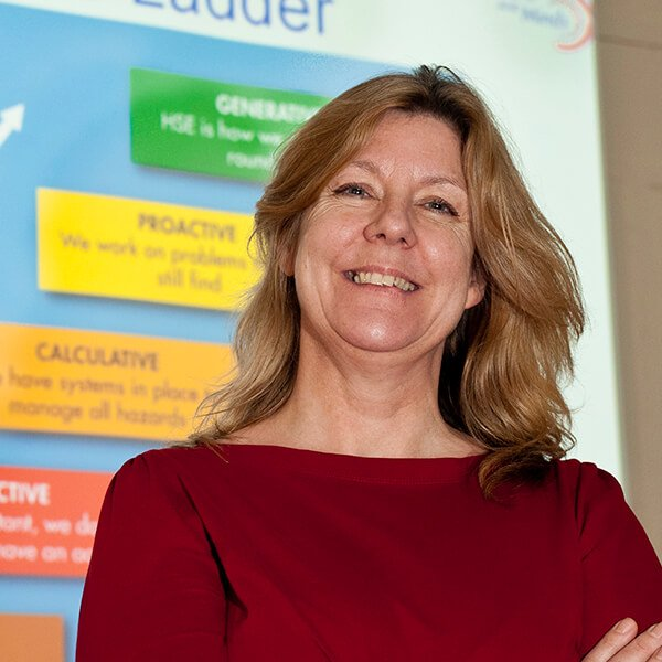 DIANNE PARKER Director at Safety Culture Associates Limited - 2018 EHS Congress speaker health and safety conference Europe.