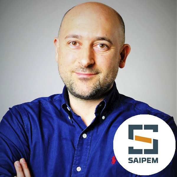 Davide-Scotti-Saipem-EHS-Congress-Speaker