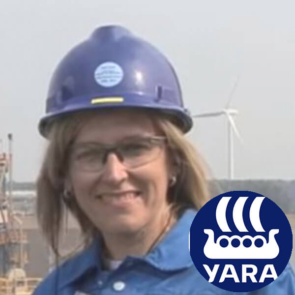 Nancy De Prest Corporate Health, Safety & Quality Director at Yara International