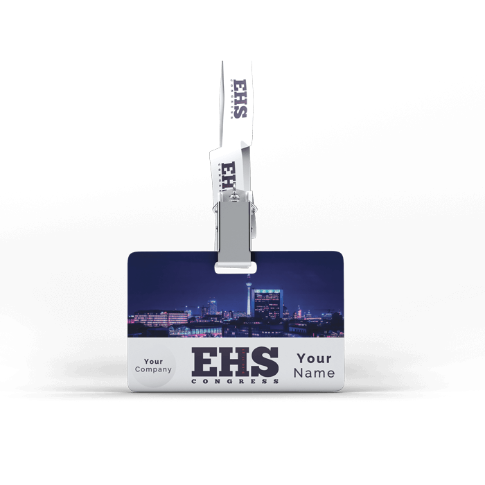 EHS Industry professional (One Delegate)