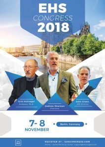 2018 EHS Congress - health and safety conference Europe