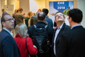 2018 EHS Congress - Health and Safety Event Europe - Berlin, November, Radisson Blu 2
