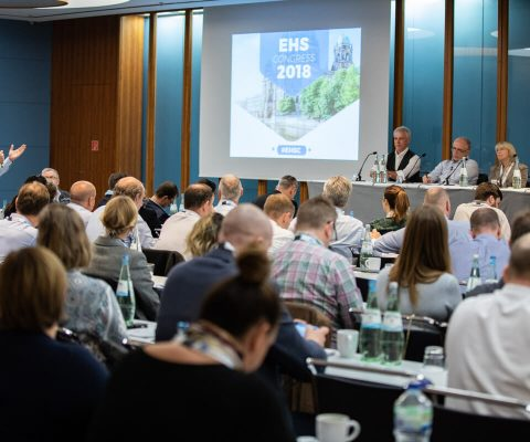 2018 EHS Congress - health and safety conference Europe 16