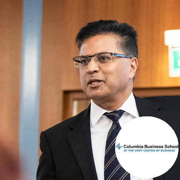DIL-SIDHU-Associate-Dean---Executive-Education-at-Columbia-Business-School 2018 EHS Congress speaker health and safety conference Europe