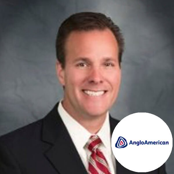 Michael Parker Head of Group Safety, Operational Risk & Assurance at Anglo American